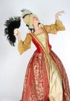 Исторический костюм XVI-XIX веков