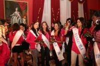 Участницы конкурса «Мисс ИнтеркОНТиненталь - 2009» в Гомеле
