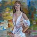 Концептуальная выставка живописи гомельского художника Петра Лукьяненко