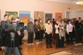Выставка «Магия точки, магия чувств»