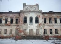 Дворцово-парковый ансамбль нач. XIX в. в г. Наровля