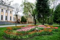 Цветочные композиции нашего парка оценены по достоинству