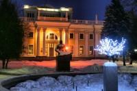 Невероятный новогодний сюрприз для гомельчан и гостей – оригинальная Новогодняя ёлка