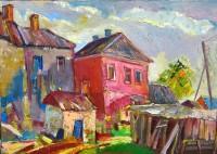 Выставка работ художника Ю. Платонова «Путешествие»