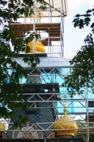 Реконструкция часовни-усыпальницы