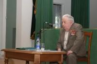 Встреча c Марком Осиповичем Зеленченком