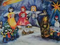 Юбилейная выставка «Восеньскія журавіны»