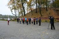 Оздоровительная гимнастика в рамках проекта «Пожилые - золотой ресурс общества»