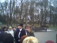 Белорусско-украинский Рождественский «светский раут» в Белой гостиной дворца Румянцевых и Паскевичей