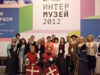 Гомельский дворцово-парковый ансамбль принял участие в фестивале «Интермузей-2012»