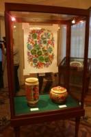 Выставка «Петриковская роспись – жемчужина Украины»