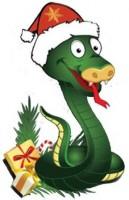 Музейная новогодняя акция. «Пусть Змея Вам будет другом, сбережёт от всех невзгод!»