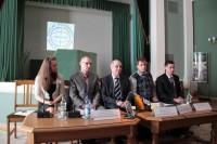 """В Гомеле состоялась пресс-конференция, посвященная Международной выставке художественных голограмм  """"Голография-2013. Гомель"""""""