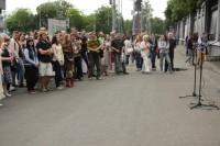 Арт-проек «Zabor» начал работу в Гомеле
