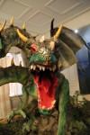 Выставка «Драконы и восковые фигуры»
