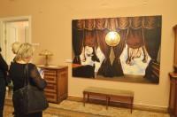 «Иди и смотри». Руслан Вашкевич проводит экскурсию по своей выставке.