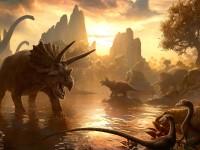 Выставка «Планета динозавров» из Санкт-Петербургского музея восковых фигур