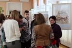 """Выставка """"АКВАРЕЛЬ И ГРАФИКА ТИМОФЕЯ КАРЛОВА"""""""