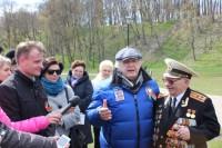 Юрий Антонов в гомельском парке