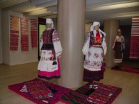 Выставка в Деловом и культурном комплексе Посольства Республики Беларусь в Российской Федерации.