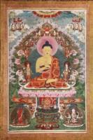 Лекция и кинопоказ по истории буддизма на выставке из собрания Государственного Эрмитажа