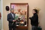 Выставка керамики Михаила Клецкова