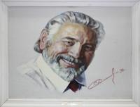Выставка «Памяти живописца С. Дьяконова», к 85-летию со дня рождения.