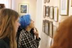 Выстава «Майстры польскага малюнка» са збораў Падляшскага музея ў Беластоку і Акружнога музея ў Сувалках
