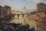 Выставка живописи Анатолия Ивановича Бирина «Душа художника открыта…»