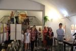 Выставка «Доисторические насекомые в янтаре»
