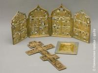 Предметы культа в музее Гомельского дворцово-паркового ансамбля
