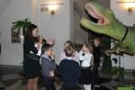 Контактно-игровая выставка «Планета динозавров»