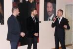 Выставочный проект «Звезды/Знаменитости в объективе Олега Лукашевича и Александра Алексеева»