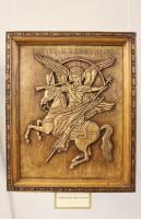 Выставка резных икон Владимира Куклина «Избранные Святые»