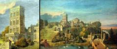 Башня дворца – именинница