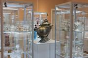 Выставка художественного металла и стекла из собрания музея