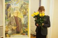 Юбилейная выставка живописи Валентина Покаташкина