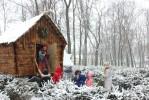 «Новогодние приключения в сказочном парке»