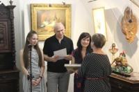 Выставка из собрания семьи Михеенковых  «Охотничий стиль в интерьере XIX века»